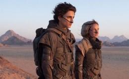 "First Glance: ""Dune"" Trailer#2"